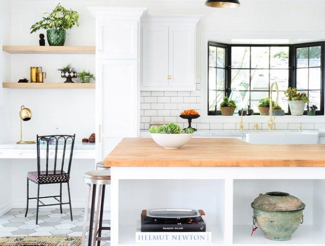 Beautiful Adelaide kitchen before an end of lease clean