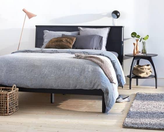 A clean bedroom in Hobart